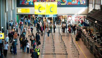 aero 390x220 - Paralisação de caminhoneiros provoca cancelamento de 6% dos voos