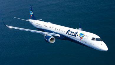 azul 390x220 - Azul cancelará voos em Passo Fundo por falta de infraestrutura