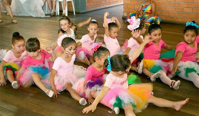 balé esteio 690x405 - Oficina de balé Infantil inicia nesta terça-feira em Esteio