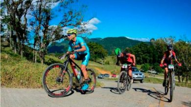 bici 390x220 - Guilherme Muller e Sherman Trezza disputam a Copa Lippi de Mountain Bike no Chile