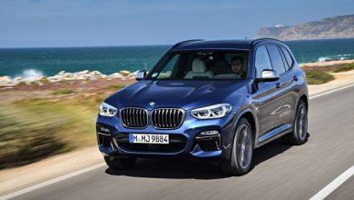 bmw x3 m40i  390x220 - Novo BMW X3 começa a ser produzido em Araquari (SC)