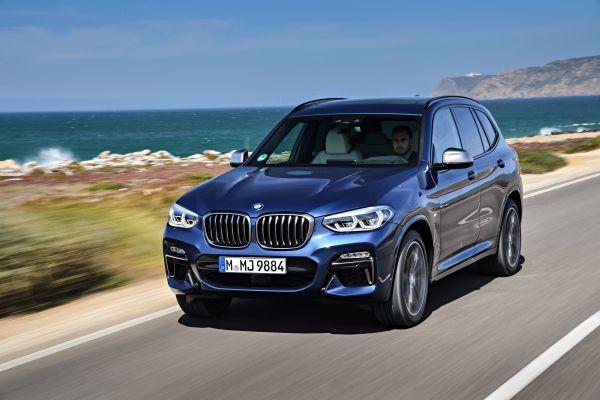 bmw x3 m40i  - Novo BMW X3 começa a ser produzido em Araquari (SC)