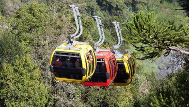 canela bondinho 390x220 - Parques da Serra Bondinhos Aéreos é opção de passeio em Canela