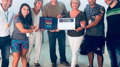 canoas 390x220 - Canoas recebe certificado pela vitória no Dia do Desafio 2017
