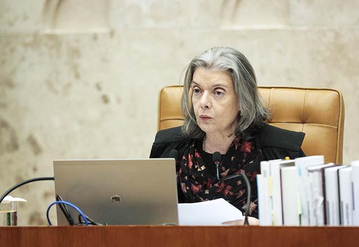 carmen lucia cópia - Direitos previstos na Constituição não prejudicam o desenvolvimento econômico, diz Cármen Lúcia