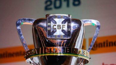 cbf 390x220 - Tabela de jogos da Quarta Fase da Copa do Brasil