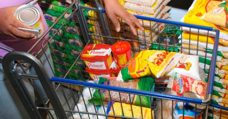 cesta basica1 - Cesta básica custa R$ 496,13 em Porto Alegre