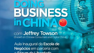 doing business china 390x220 - Escola de Negócios realiza aula inaugural Doing Business in China