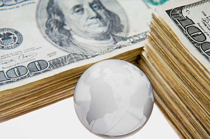 dole - Transferir dinheiro para conta no exterior está mais caro