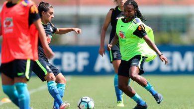 formiga 390x220 - Formiga está de volta à Seleção Brasileira de Futebol Feminino