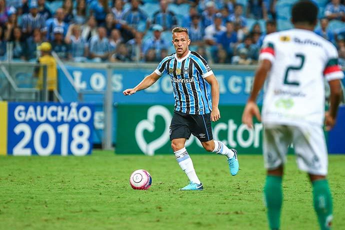 lg noticias gra mio anuncia conclusa o do nega cio envolvendo o volante arthur 20679 - Grêmio anuncia conclusão do negócio envolvendo o volante Arthur
