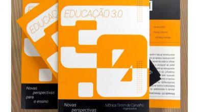 livro 390x220 - Livro sobre Educação 3.0 apresenta novas perspectivas para o ensino