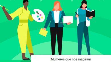 mulheres que nos inspiram 390x220 - Google Play lança coleção de jogos e apps para celebrar o Dia da Mulher