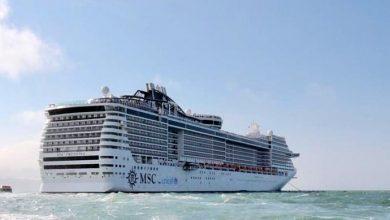 navio 390x220 - MSC Cruzeiros realiza escala teste em Florianópolis
