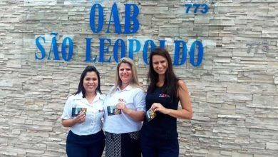 Photo of Blitz em homenagem às mulheres na OAB São Leopoldo