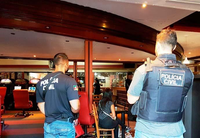 octoplus - RS: Polícia Civil deflagrou ontem (12) a Operação Octopus