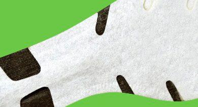 palmilha trisoft 390x211 - Trisoft fabrica palmilhas e forro agulhado ecologicamente corretas