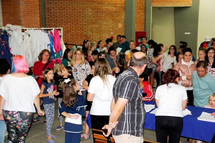 pascoa - Crianças são selecionadas para desfile do Chocofest na Magia da Páscoa