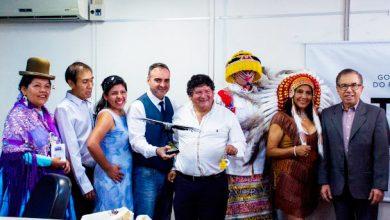 Photo of Comitiva turística peruana visita Sedactel