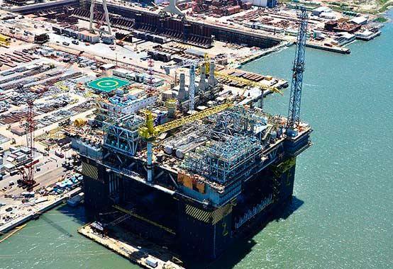 petrobras - Produção nacional de petróleo e gás bateu recorde em maio