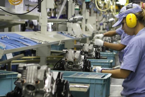 producao industrial 2 - Confiança do empresário da indústria é o mais alto em oito anos