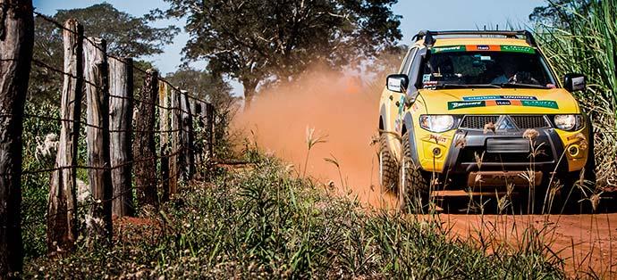 rali - Ralis Mitsubishi Motorsports e Mitsubishi Outdoor abrem temporada 2018