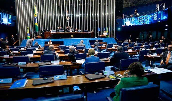 senado 690x405 - Senado aprova plano contra homicídio de jovens e aumenta pena do feminicídio
