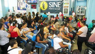Photo of Sine Porto Alegre 332 vagas de emprego nesta quarta-feira