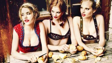 "the cooks   bavaria 2015    ellen von unwerth web  390x220 - Galeria Mario Cohen e Loungerie lançam exposição ""Divas"""
