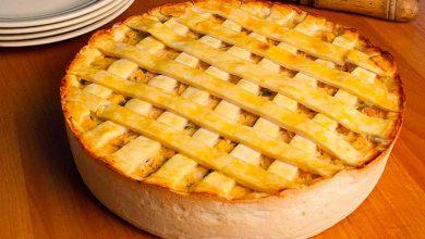 torta frango sem gluten 390x220 - Receita - Torta de frango cremoso sem glúten