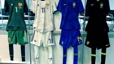 uniforme brasil 390x220 - Brasil jogará todo de azul contra a Rússia