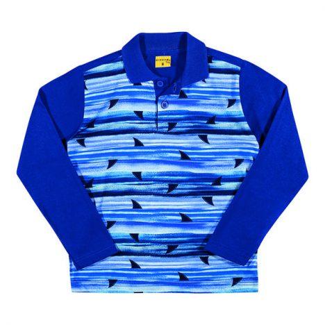 336065 784408 camisa polo mineral kids azul   tam 1p 2p 3p   ref.11204962   r 44 90 web  468x468 - Mineral Kids cria camisetas com estampas divertidas