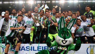 América Mineiro foi o Campeão Brasileiro da Série B 2017 390x220 - Começa hoje a disputa pelo acesso a Séria A do Brasil