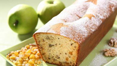 BOLO MAÇÃ 390x220 - Receita de bolo de maçã