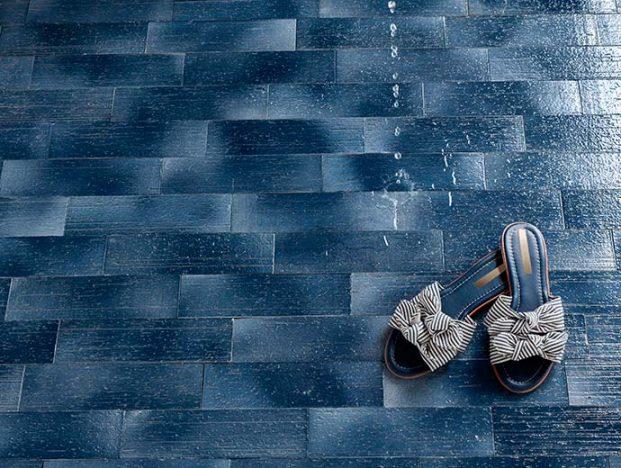 Brick Tropical Azul Mar 621x468 - Lepri Cerâmicas apresenta tendências que inspiraram sua coleção 2018