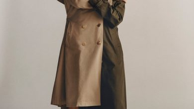 Burberry Heritage Trench Reimagined photographed by Thurstan Redding styled by Anders Thomsen 390x220 - Burberry: The Heritage Trench Reimagined