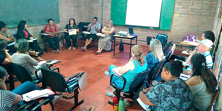 CMAS SÃO LEOPOLDO - CMAS realiza planejamento bianual 2018/2- 2020/2 em São Leopoldo
