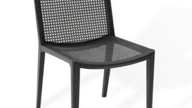 Cadeira Gávea disponível na Clami 390x220 - Clami apresenta móveis em palhinha com traços modernos