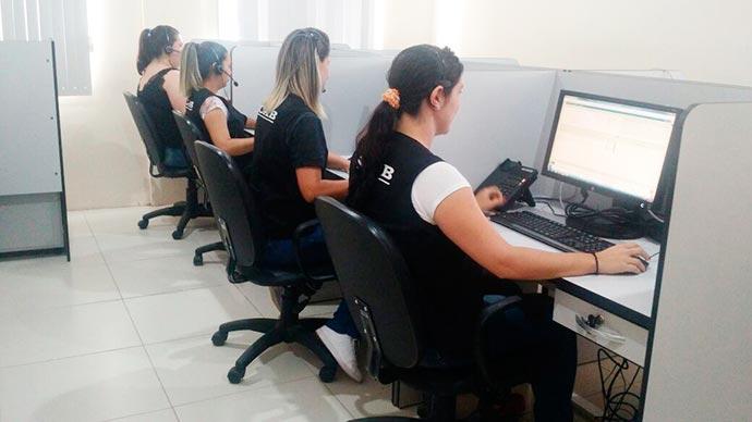 Central de Teleagendamento - Gravataí:  mais de 700 pacientes faltaram nas consultas agendadas no primeiro trimestre