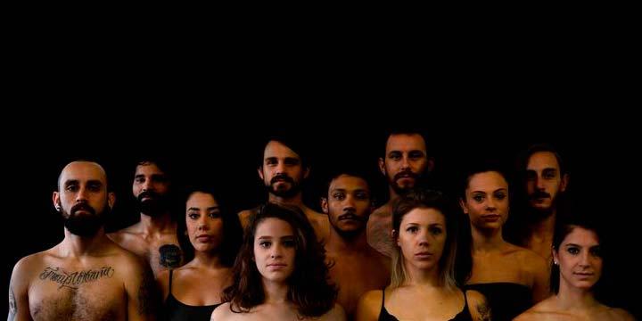 Cia de Dança Caxias do Sul Foto Elis BittencourtPMCS - Cia. Municipal de Dança de Caxias promove segunda edição do projeto Abrindo a Casa