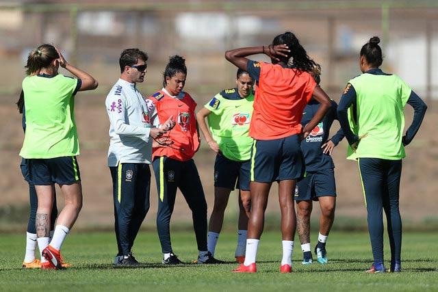 Copa América de futebol feminino - Seleção feminina de futebol joga hoje contra a Bolívia