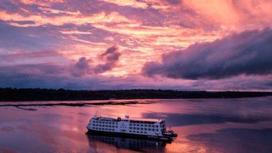 Photo of Cores da Sherwin-Williams inspiram cruzeiro na Floresta Amazônica