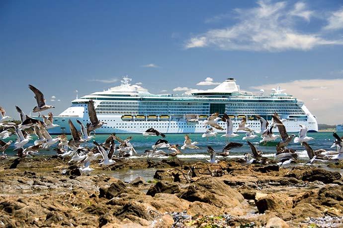 Cruceros I Credito Kromostock 2 - Novos cruzeiros chegam ao Uruguai