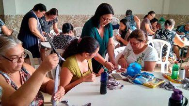 Curso do Programa Envolva Sesc em Canoas FOTO Divulgacao Sesc Comunidade 390x220 - Sustentabilidade é tema de cursos promovidos pelo Programa Envolva-se Sesc em Porto Alegre e Canoas