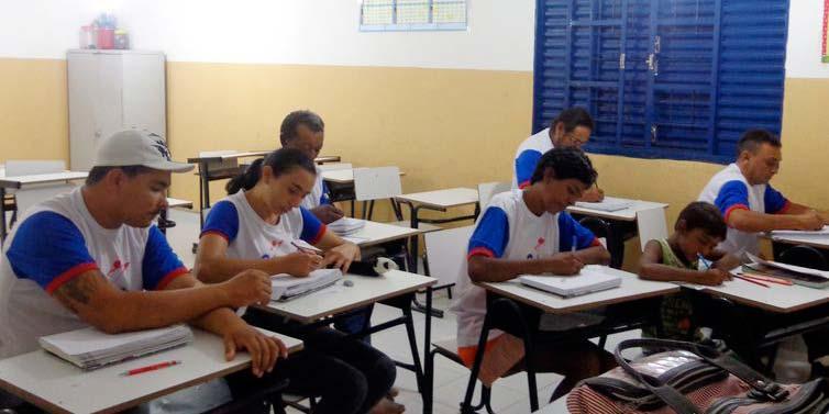 Educação de jovens e adultos Divulgaçãoprefeitura de PombalPB - Prazo para inscrição no Encceja encerra hoje 27/04