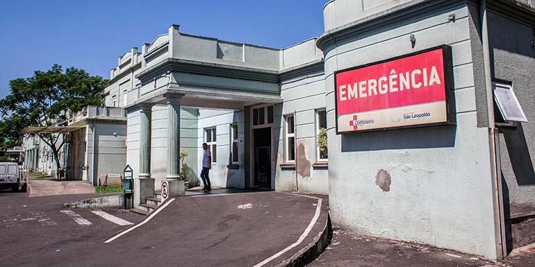 Emergência do Hospital Centenário em São Leopoldo - Comissão aprova aumento de repasse para o Hospital Centenário