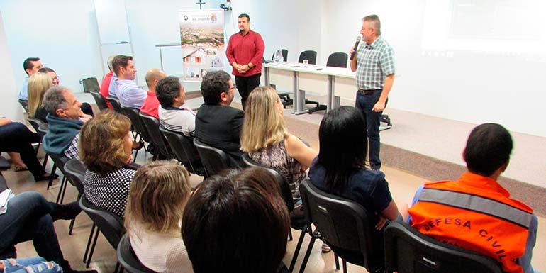 Escola de Gestão Pública de São Leopoldo - São Leopoldo: Seminário aborda a transparência na gestão