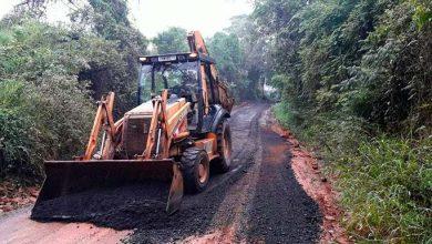 Estrada do Morro do Paula São Leopoldo 390x220 - Estrada do Morro do Paula está liberada após chuva intensa