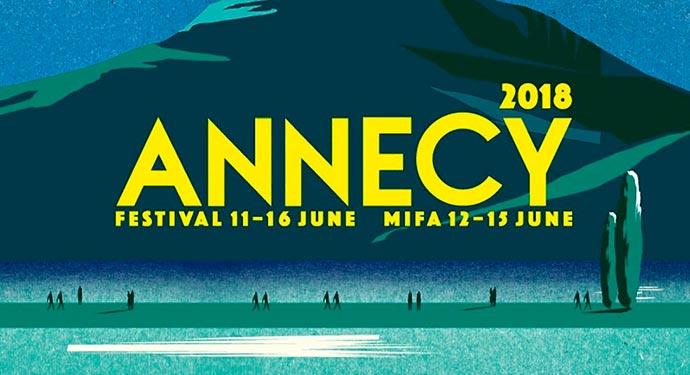 Festival Internacional de Cinema de Animação de Annecy - Brasil participa do Festival Internacional de Cinema de Animação de Annecy