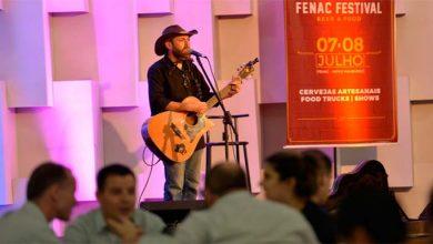 Festival de Cervejas Artesanais tem happy hour  390x220 - Festival de Cervejas Artesanais tem happy hour com música ao vivo na FENAC